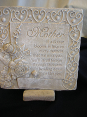 Memorial Stone Mother