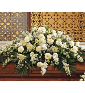 Casket Spray White