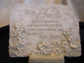Memorial Stone Our Hearts