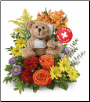 Beary Well Bouquet