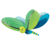 Dragonfly Balloon