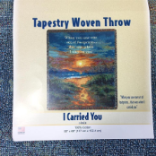 Throw I Carried You Easel