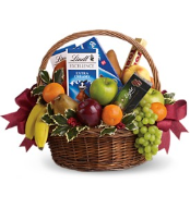 Fruit Sweet Basket